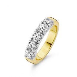 Diamant sieraden
